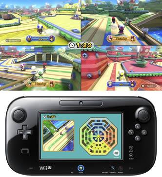 Wii U Mario Chase