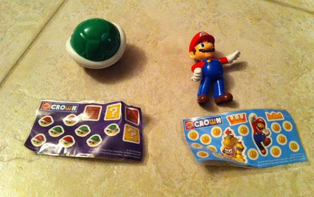 Wii U toys