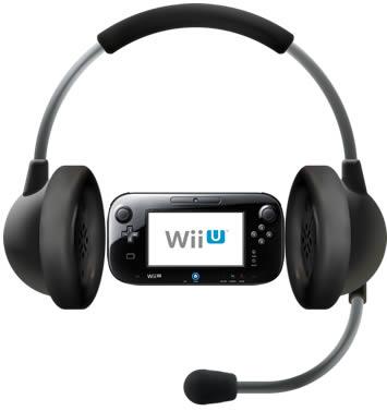 Wii U voice chat