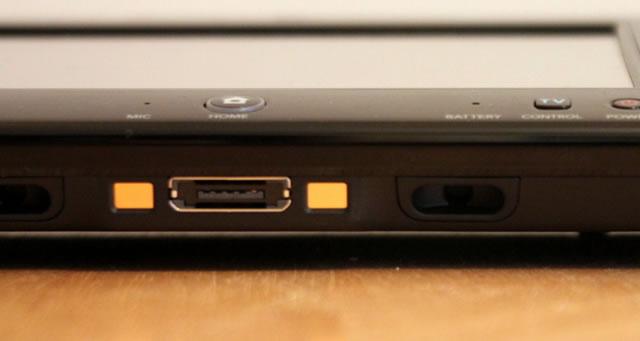 Wii U Gamepad port
