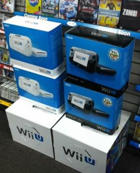 Wii U gamestop