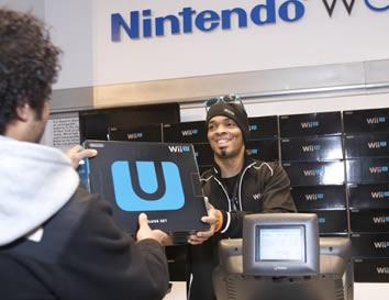 Wii U sales hit 400k