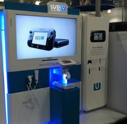 Wii U demo