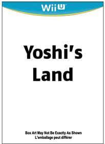 Yoshi's Land Wii U