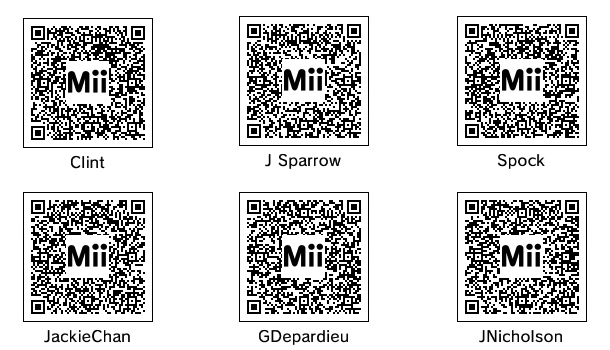 want some miis for that miiverse of yours
