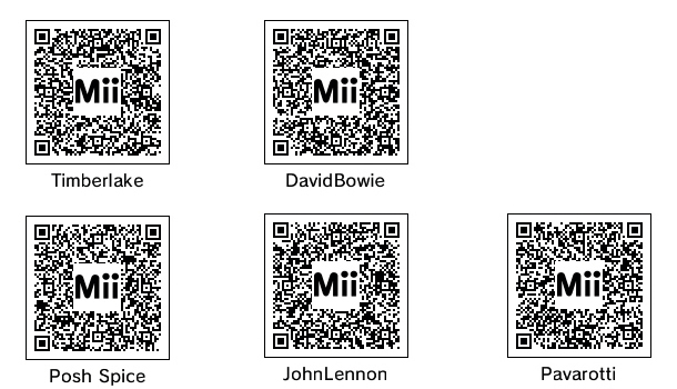 Want Some Miis For That Miiverse Of Yours Nintendotoday