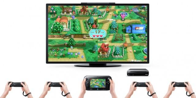 Nintendo Land Multiplayer
