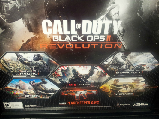 Rumor Black Ops 2 Revolution Set To Bring New Maps And Zombies