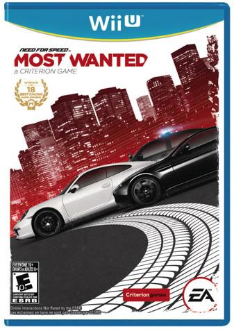 NFS Wii U