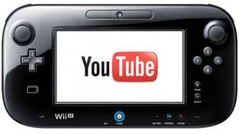 Wii U YouTube