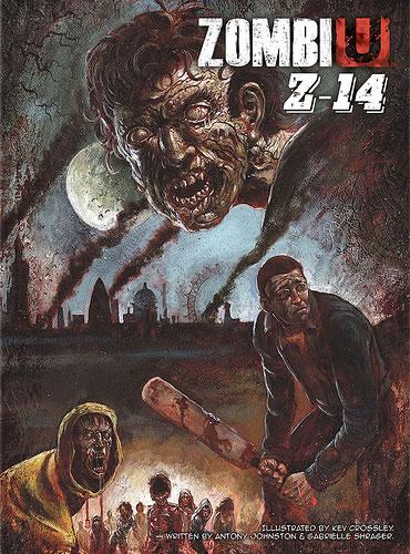 ZombiU comic