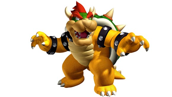Bowser Reigns Supreme As All Time Best Game Villain