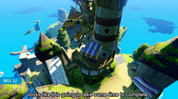 Nintendo asks what you want in the Wind Waker HD remake