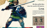 Hyrule Historia Section 1