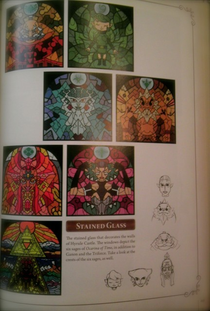Hyrule Historia Section 3