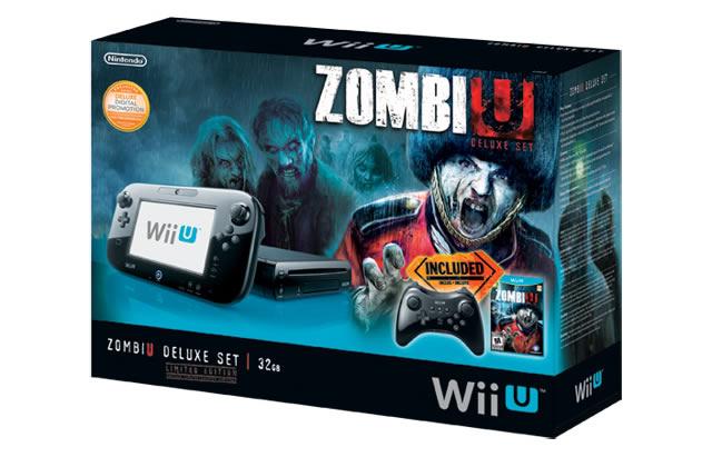 ZombiU Wii U bundle