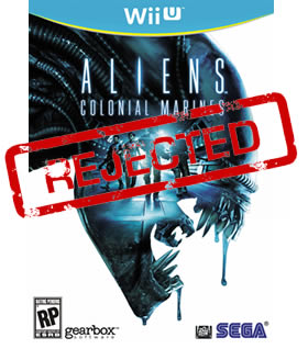 Aliens Wii U