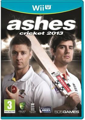 Cricket wii u