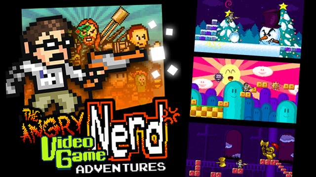 AVGN Adventures is coming to Wii U and 3DS