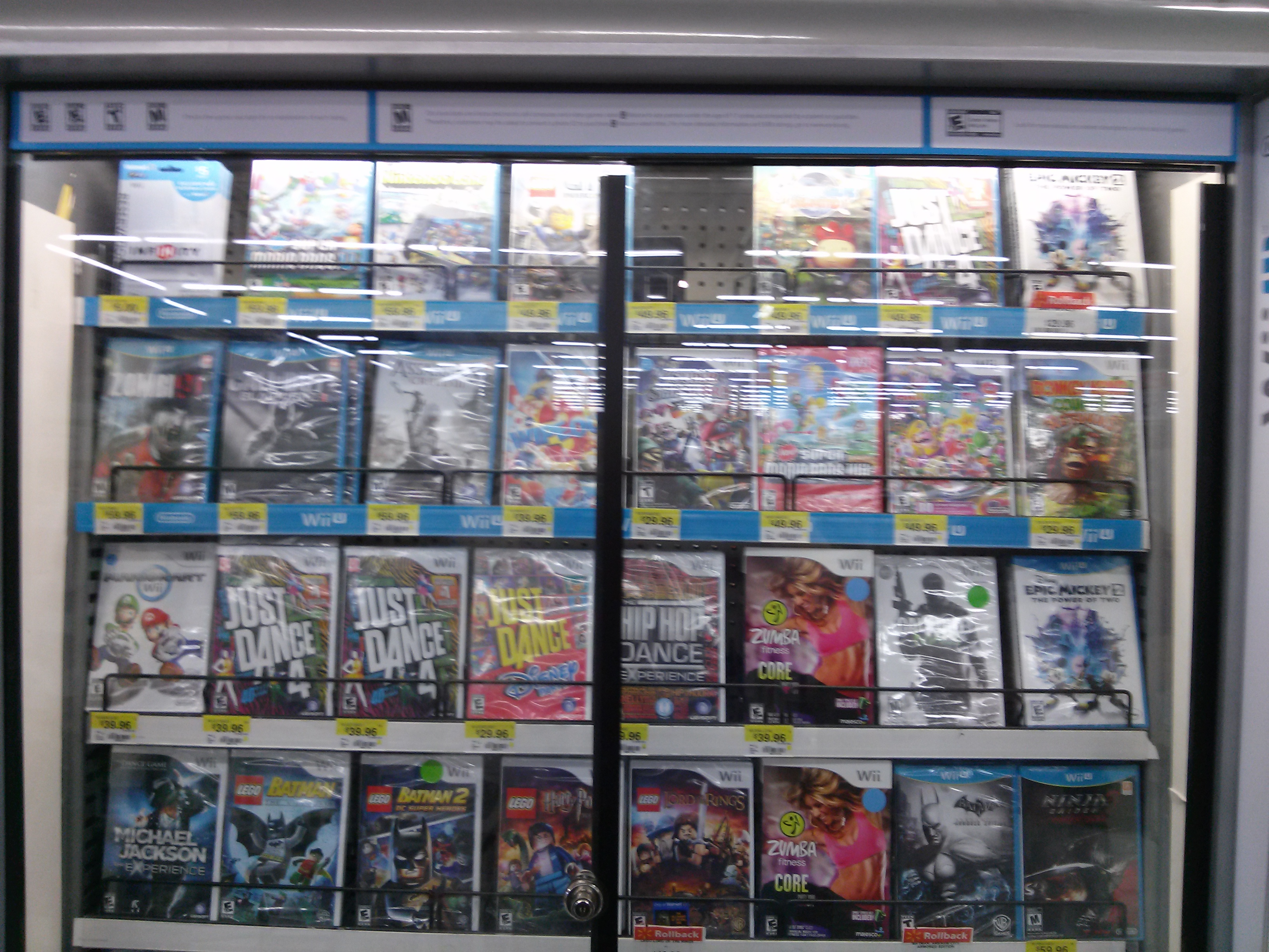 Wii U Games : The curious case of missing wii u games nintendotoday
