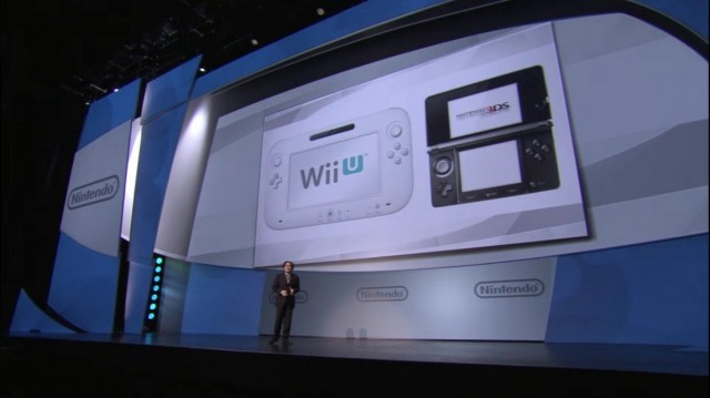 Wii U and 3DS