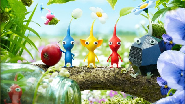 Pikmin 3 wallpaper 1