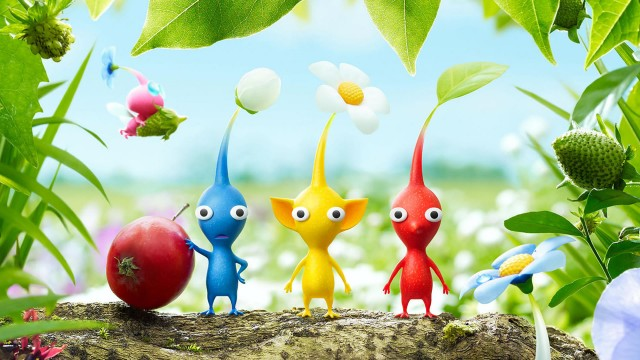Pikmin 3 wallpaper 2