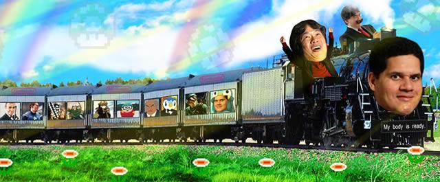 Wii U hype train