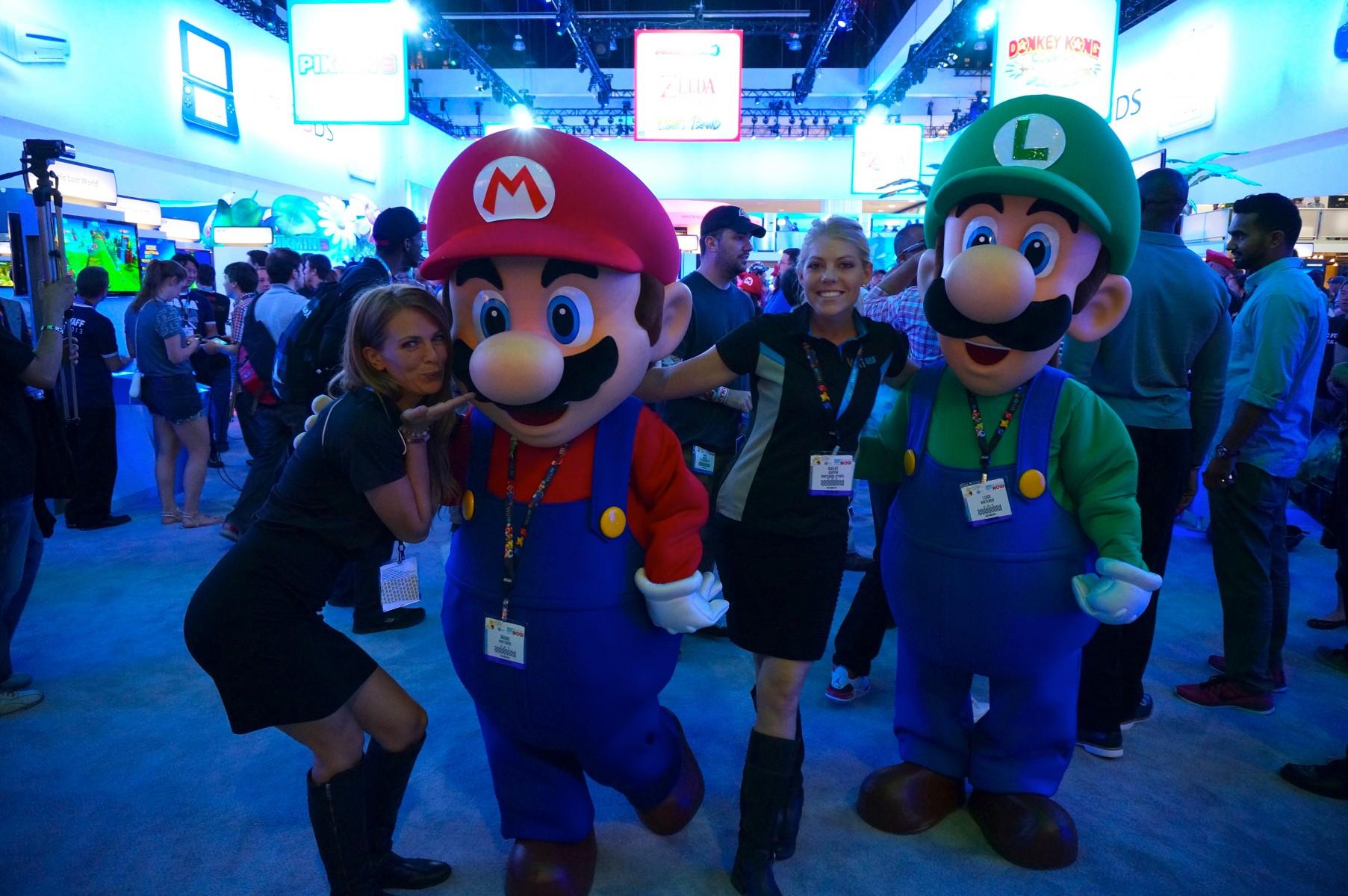 Nintendo E3 2013 DSC09689