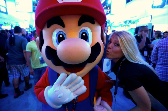 Nintendo E3 2013 DSC09695