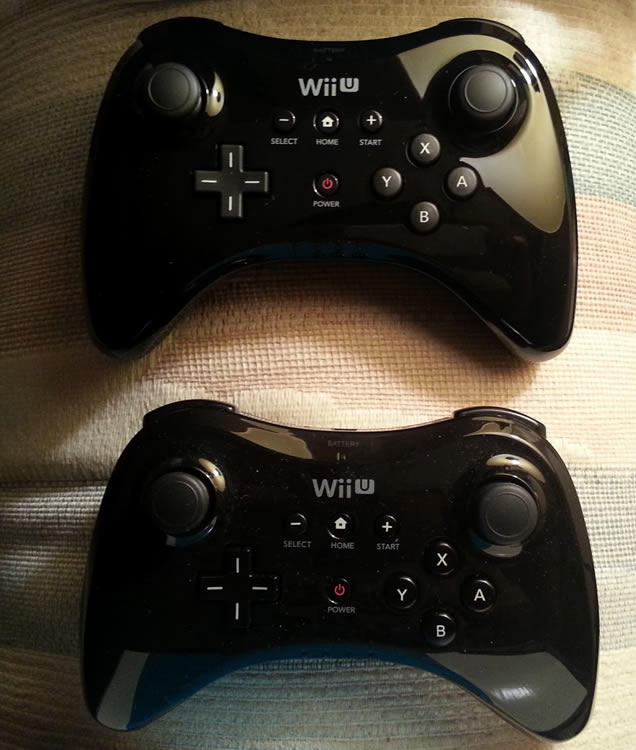 Can i use wii u pro controller on switch