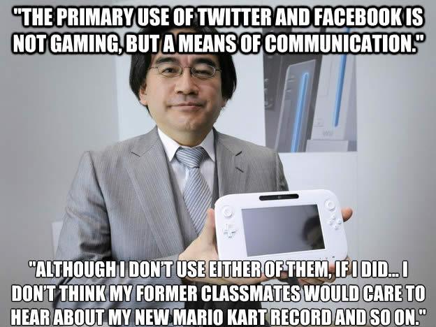 Iwata social media