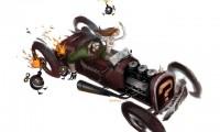 Mario Kart Wii U retro