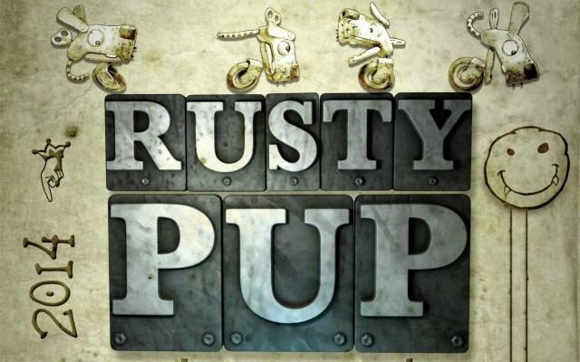 rusty-pup