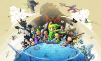 Zelda Wind Waker HD Wii U poster