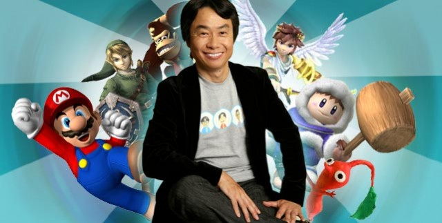 Miyamoto: we're not talking about NX because of secret idea