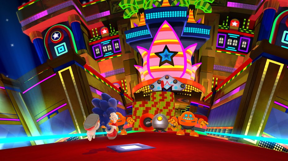 Sonic Lost World Wii U and 3DS demos now available on