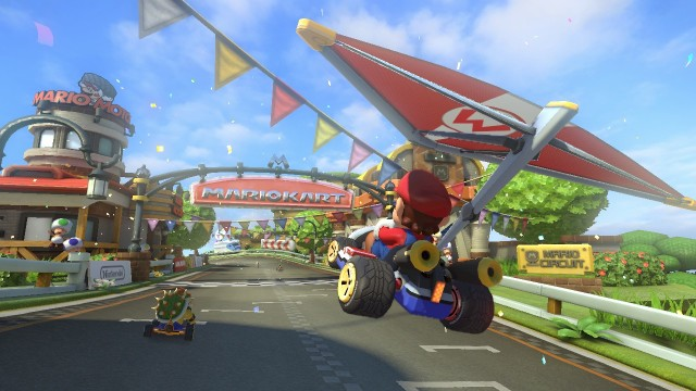 Mario Kart 8 pushed the Wii U to its limits: Nintendo
