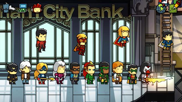Assorted Heroes