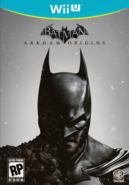 Batman Wii u