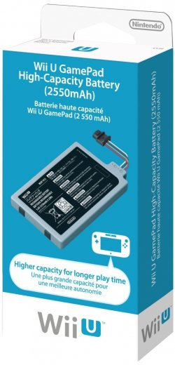 high capacity battery