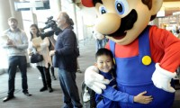 Nintendo Southwest Partnership Stunt