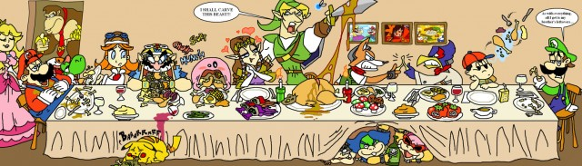 thanksgiving_with_nintendo_by_hoppybadbunny-d32x6z3