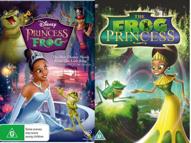 the-princess-and-the-frog-the-frog-princess