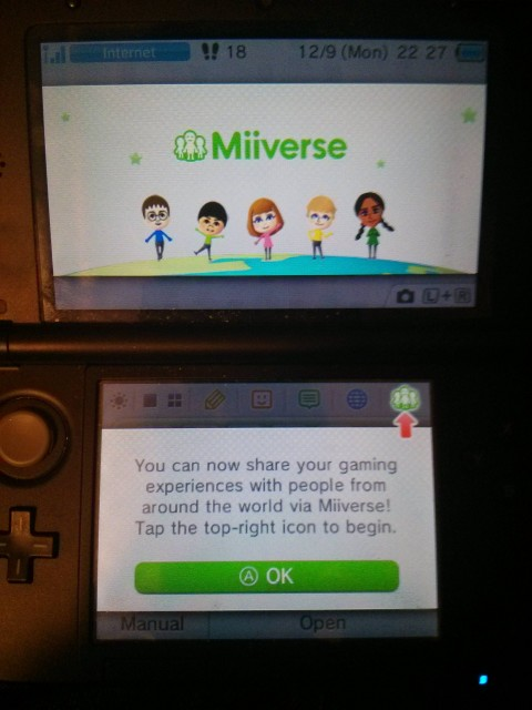 3ds miiverse