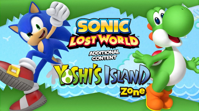 Sonic-Yoshi-Title