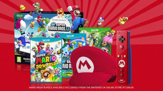 Mario Mega Bundle