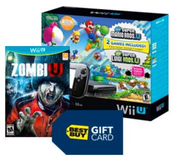 Wii U Best Buy Deal
