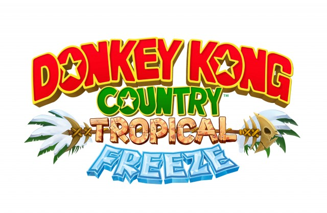 Donkey Kong Country Tropical Freeze Title