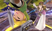 Super Smash Bros Wii U Zelda screenshots